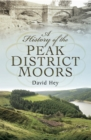 A History of the Peak District Moors - eBook