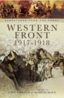 Western Front 1917-1918 - eBook