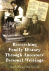 Tracing Your Ancestors Through Letters and Personal Writings - Book