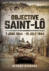 Objective Saint-Lo - Book