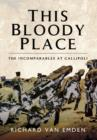 This Bloody Place : The Incomparables at Gallipoli - Book