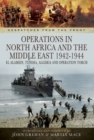 Operations in North Africa and the Middle East 1942-1944 - eBook