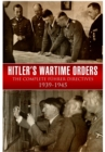 Hitler's Wartime Orders - Book