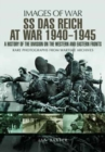 SS Das Reich At War 1939-1945: History of the Division - Book