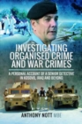 Investigating Organised Crime and War Crimes - Book