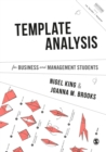 Template Analysis for Business and Management Students - Book