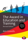 The Award in Education and Training - Book