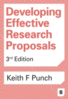 Developing Effective Research Proposals - Book