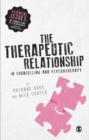 The Therapeutic Relationship in Counselling and Psychotherapy - eBook