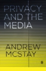 Privacy and the Media - Book