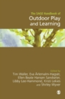 The SAGE Handbook of Outdoor Play and Learning - Book