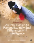 An Introduction to Personality, Individual Differences and Intelligence - eBook