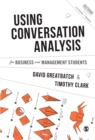 Using Conversation Analysis for Business and Management Students - Book