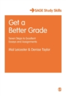 Get a Better Grade : Seven Steps to Excellent Essays and Assignments - Book
