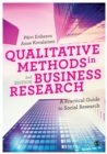 Qualitative Methods in Business Research : A Practical Guide to Social Research - eBook