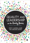 Quality and Leadership in the Early Years : Research, Theory and Practice - eBook