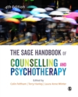 The SAGE Handbook of Counselling and Psychotherapy - Book