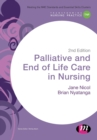 Palliative and End of Life Care in Nursing - Book