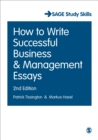 How to Write Successful Business and Management Essays - Book