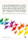 Leadership and Management in Healthcare - Book