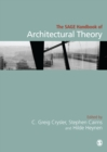 The SAGE Handbook of Architectural Theory - eBook