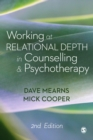 Working at Relational Depth in Counselling and Psychotherapy - Book