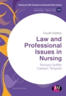 Law and Professional Issues in Nursing - eBook