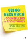 Using Research in Counselling and Psychotherapy - eBook