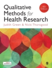 Qualitative Methods for Health Research - Book
