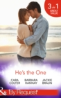 He's the One: Winning a Groom in 10 Dates / Molly Cooper's Dream Date / Mr Right There All Along (Mills & Boon By Request) - eBook
