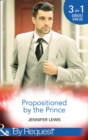 Propositioned By The Prince - eBook