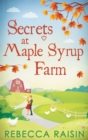Secrets At Maple Syrup Farm - eBook