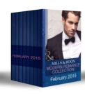 Mills & Boon Modern Romance Collection: February 2015 (Mills & Boon e-Book Collections) - eBook