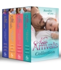 New Arrivals Collection (Mills & Boon e-Book Collections) - eBook