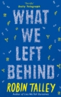 What We Left Behind - eBook