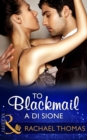 To Blackmail A Di Sione - eBook