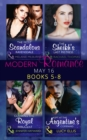Modern Romance May 2016 Books 5-8 - eBook
