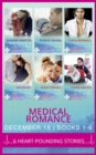 Medical Romance December 2016 Books 1-6 - eBook