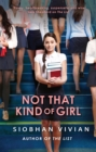 Not That Kind Of Girl - eBook