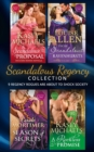 Scandalous Regency Secrets Collection (Mills & Boon e-Book Collections) - eBook