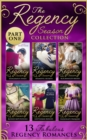 The Regency Season Collection: Part One - eBook