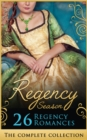 The Complete Regency Season Collection - eBook
