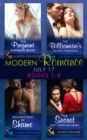 Modern Romance Collection: July 2017 Books 1 - 4 - eBook