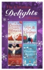 Mills & Boon Christmas Delights Collection - eBook