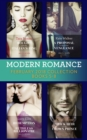 Modern Romance Collection: February 2018 Books 5 - 8 (Mills & Boon e-Book Collections) - eBook