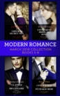 Modern Romance Collection: March 2018 Books 5 - 8 (Mills & Boon e-Book Collections) - eBook