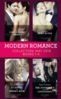 Modern Romance Collection: May 2018 Books 1 - 4: Kostas's Convenient Bride / The Virgin's Debt to Pay / Claiming His Hidden Heir / The Innocent's One-Night Confession - eBook