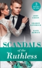 Scandals Of The Ruthless: A Shadow of Guilt (Sicily's Corretti Dynasty) / An Inheritance of Shame (Sicily's Corretti Dynasty) / A Whisper of Disgrace (Sicily's Corretti Dynasty) (Mills & Boon M&B) - eBook