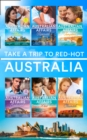 The Australian Affairs Collection (The Cardinal House, Book 2) - eBook