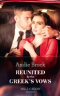 Reunited By The Greek's Vows - eBook